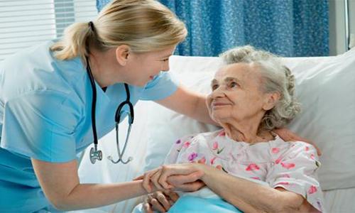Geriatric nursing care services