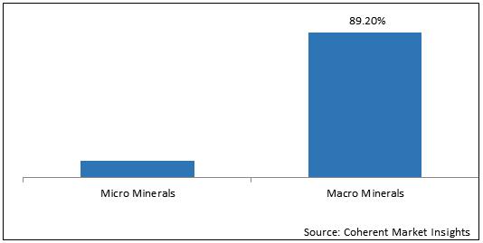 Mineral Salt Ingredients  | Coherent Market Insights