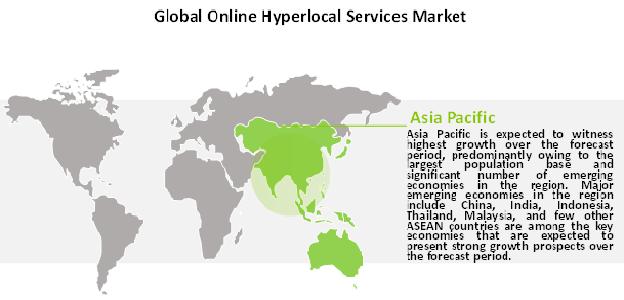 Online Hyperlocal Services