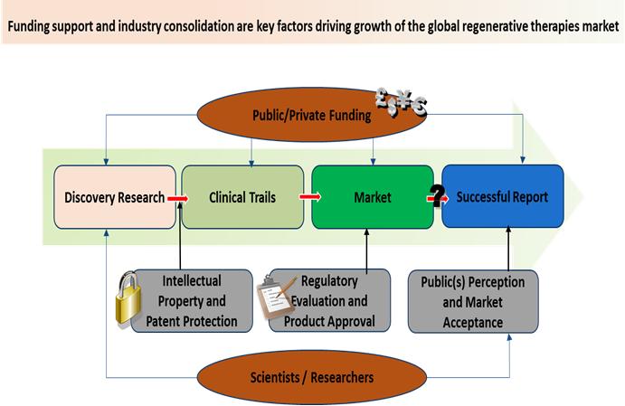Regenerative Therapies  | Coherent Market Insights