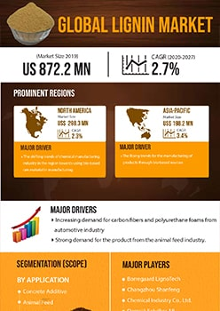Lignin Market   Infographics    Coherent Market Insights