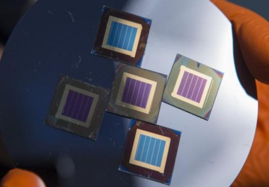 Solar-To-Hydrogen Cell Achieves 17.6% Efficiency