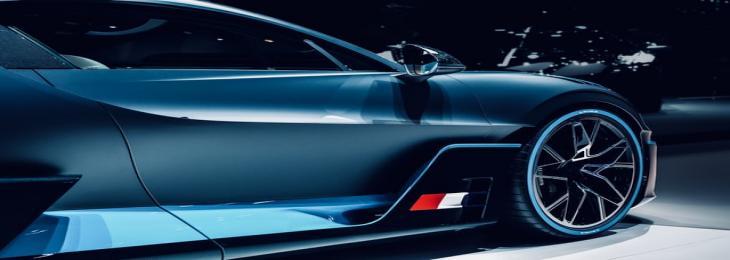 Bugatti Combines With Rimac To Announce The Hybrid/Electric Future