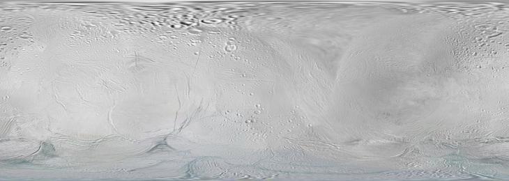 In Saturn's icy Moon Enceladus, Earthquakes rumbling along geyser-spitting cracks