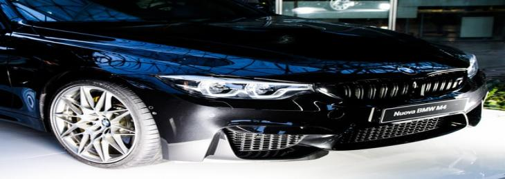 BMW's Launches New Electric Vehicle