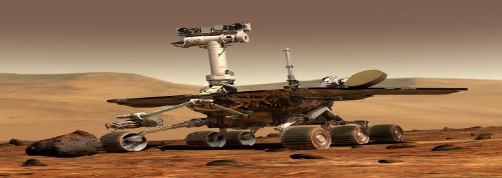 Mars Rovers will Stand Down As The Sun Blocks Communication