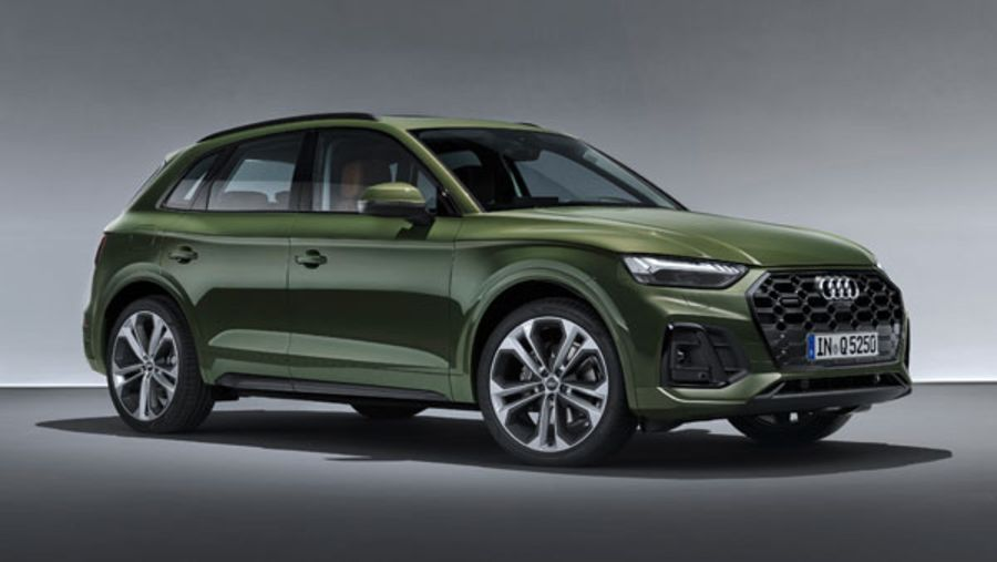 Audi Unveiled India-Bound Q5 Facelift