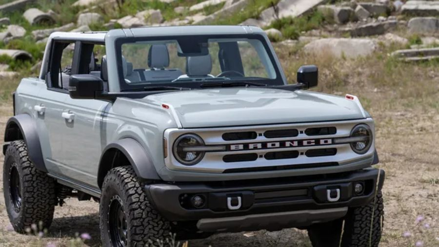 Ford Reveals 2021 Bronco Sport SUV