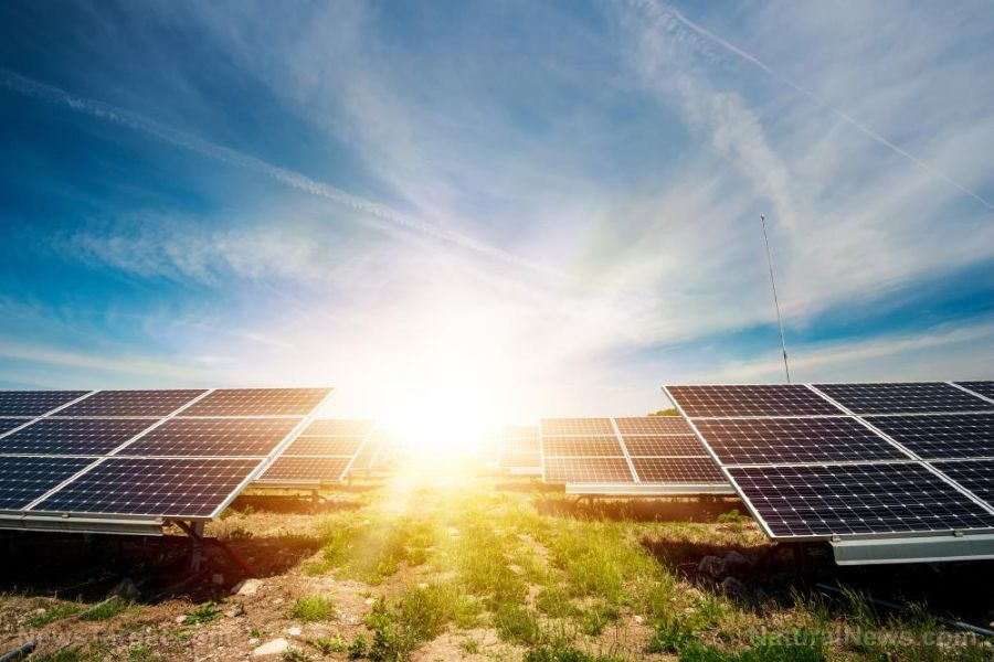 Researchers Develop Highly Efficient Solar Flow Battery