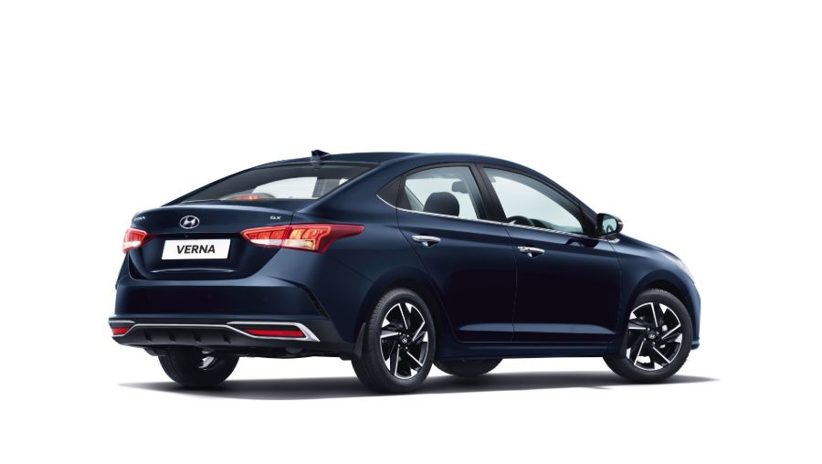 Hyundai launches 2020 Verna Facelift in India