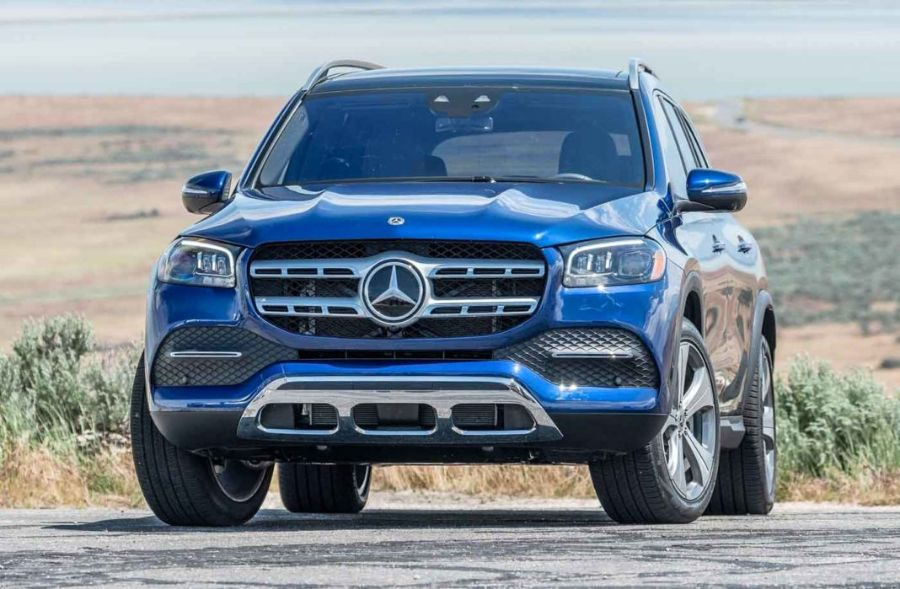 Mercedes-Benz Confirms the Launch of GLS