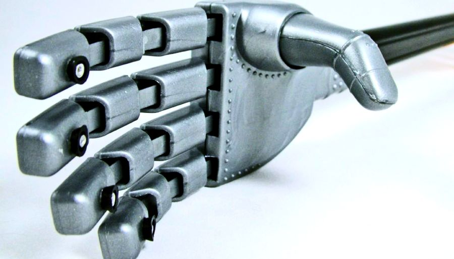 Researchers Developed Novel Humanoid Hand