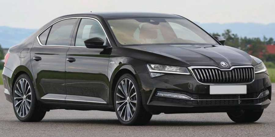 Skoda Launches 2020 Superb Facelift in India