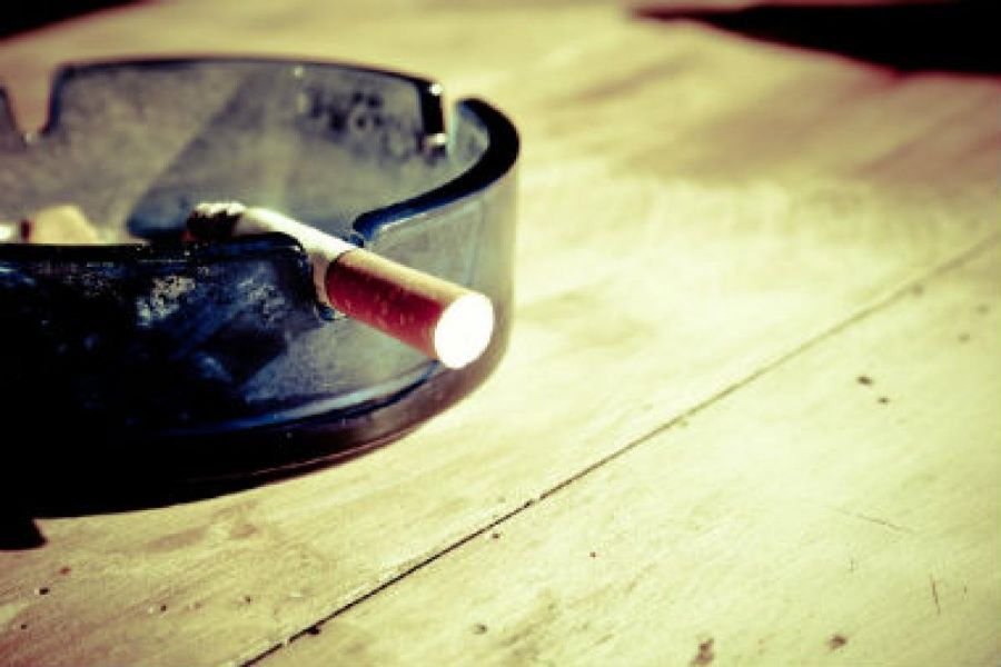 Smoking is inversely associated with COVID-19