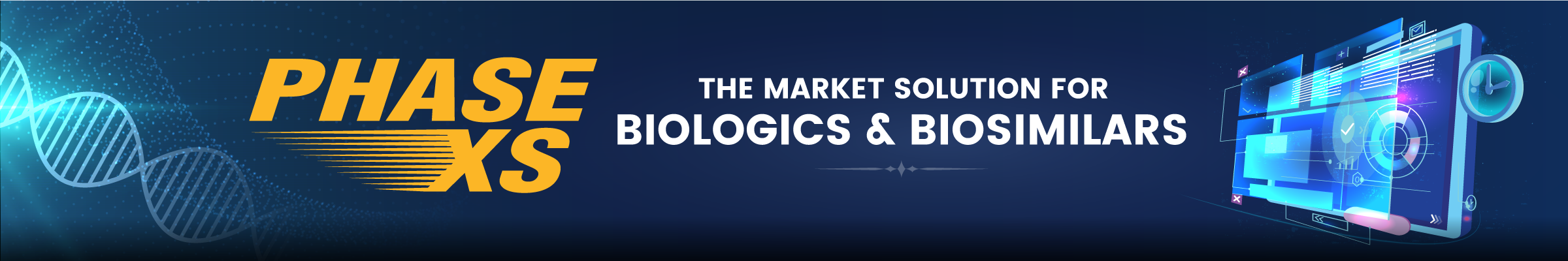Phase-Xs | Biologics & Biosimilars | Coherent Market Insights